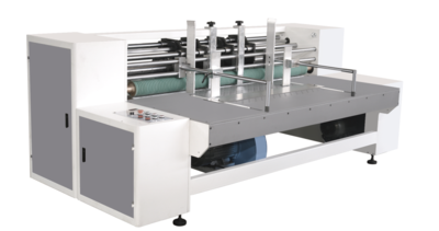 ZL-2000型推板吸风送纸开槽机  ZL-2000 Type Automatic Corrugated Paperboard Slotting Machine