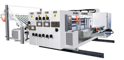 270 型独立前缘送纸印刷(模切)开槽机     270 Type Automatic Independent Lead Edge Feeding Printing (Die Cutting)Slot